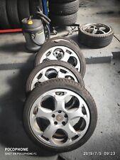 "Lamborghini Gallardo replica wheels 18""  x 4."