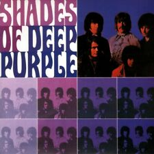 DEEP PURPLE ‎- Shades of Deep Purple CASSETTE TAPE - Psychedelic Rock