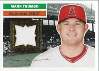 2012 Topps Archives Relics #MT Mark Trumbo - NM-MT
