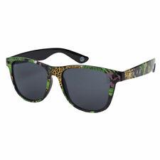 Neff Unisex Daily Shades Sunglasses Danger Paradise Black Sun Protection Beach