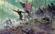 Mort Kunstler Chamberlain's Charge Limited Edition Civil War Print S/N