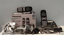 PANASONIC PHONE KX-TG6592 DECT 6.0 PLUS DIGITAL CORDLESS ANSWERING SYSTEM