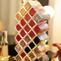 16/28Cells Acrylic Makeup Organizer Storage Box Cosmetic Holder Box B2L5