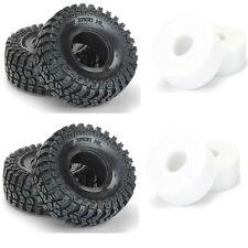 "Pro-Line 10115-14 Flat Iron 2.2"" XL G8 Rock Terrain Crawler Tires (4) Wraith ..."