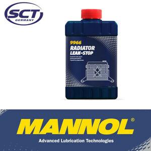 Mannol - Radiator Leak Stop - Sealer Sealant Stop Leak - 325ml