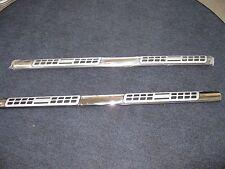 ELIA Design - Edelstahl - Schwellerrohre mit Trittauflagen Nissan Juke 4x2 F15