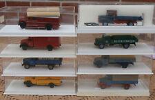 Auswahl: 1:87 BREKINA Modellautos LKW´s / TRANSPORTER, Neu mit OVP
