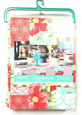 The Pioneer Woman Floral Patchwork 60 X 102 Spring Tablecloth New