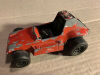 Vintage Tootsietoy Die Cast and Plastic Dune Buggy Red Made in USA 🇺🇸As Is