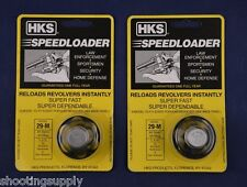 2 Pack HKS 29-M Speed Loader 44 Mag/Spl Fits 629 Redhawk 2Pk New in Box 29-M