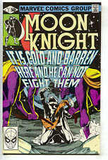 Moon Knight 7 1st Series Marvel 1981 NM- Bill Sienkiewicz