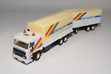 # 1:55 MATCHBOX DAF TRUCK WITH TRAILER EUROTRANS EXCELLENT CONDITION