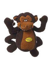 Multipet Deedle Dude Singing Monkey Plush Dog Toy(Free Shipping in USA)