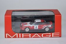 hpi-racing Toyota Celica GT-Four #4 Mats Jonsson Rally Sweden 1992 1/43 NIB 8146