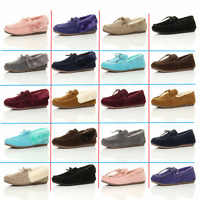 Ladies Womens Winter Slippers Shoes Soft Warm Outdoor Faux Fur Moccasins Sizes
