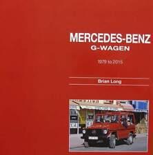 Livre/book Mercedes Benz G-wagen 1979 - 2015 (g Wagen SUV Jeep 4x4 Amg)
