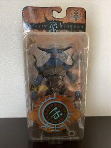 Mynothecean Six Xetheus Mythic Legions Seventh Kingdom Minotaur Blue