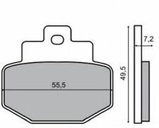 PASTIGLIE FRENO POSTERIORI RMS PER VESPA GT 125 200 GTS 125 250 300  225100450