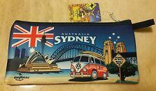6 X Australian Sydney Harbour Opera House Kombi Van Souvenir Pencil Case