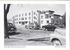 "~Post Card~""1st Men's Dorm, Colorado State""  *Fort Collins, Colorado (#168)"