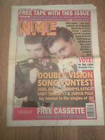 NME MAGAZINE / NEWSPAPER DECEMBER 17 1994 NOEL GALLAGHER JUSTINE FRISCHMANN
