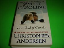 Sweet Caroline By Christopher Anderson 2004 Paperback