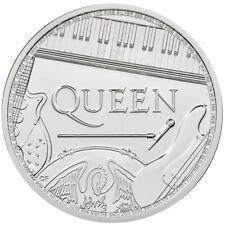 2020 Britain Legends of British Music Queen 1 oz Silver £2 BU