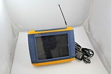 Fluke Networks OptiView XG Network Analysis Tablet w/Adapter  Grade A *Tested*
