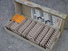16² WDU16  Weidmüller Reihenklemmen Durchgangsklemmen 1020400000 10204.0