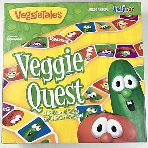 VeggieTales Veggie Quest Board Game