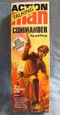 40th Anniversary Talking Commander Action Man
