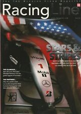 Racing Line Official TAG McLaren Magazine Formula 1 F1 Issue #31 September 2000