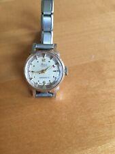 Alte Damen Armbanduhr Basis,17 Jewels,Swiss Made,mechanisch,Vintage,Retro