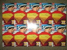 WHOLESALE LOT 10 SUPERMAN 17 - 2020 - COMBINED SHIPPING - NM+