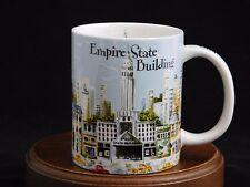 Empire State Building New York Porcelain Mug
