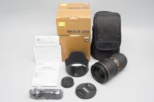 Nikon AF-S Nikkor 24-70mm f/2.8 E VR ED Lens, Suit D610 D750 D800 D810 D850 F2.8