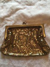 vintage whiting davis mesh purse
