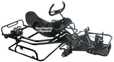 NEW ULTRAMAX GO KART RIVAL RACING CHASSIS,STANDARD KIT,KARTING,STEERING,PEDALS