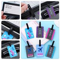 di bagaglio Etichetta bagagli Etichette indirizzi ID Etichetta della valigia