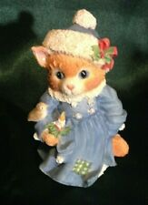 Calico Kittens By Priscilla Hillman - Silent Night - Christmas