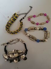 stocking filler bracelets x4 nice