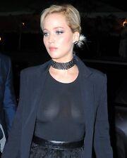 Jennifer Lawrence 8x10 See Thru Photo #3