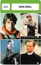 FICHE CINEMA :  MARK HAMILL -  USA (Biographie/Filmographie)