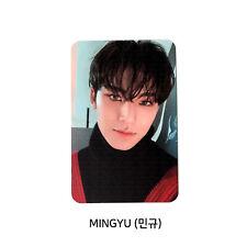 SEVENTEEN : You Made My Dawn Official Photocard - MINGYU (Dawn A)