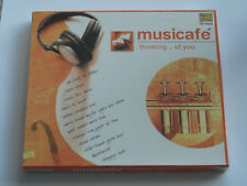 Musicafe - Thinking... Of You - Bollywood Interest (CD Album) Used Very Good
