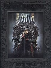 Game of Thrones: The Complete First Season(DVD, 2015, 5-Disc Set)