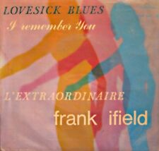 ++FRANK IFIELD lovesick blues/i remember you/i listen to my heart EP VG++