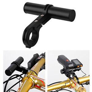Alu Fahrrad Lenker Erweiterung Befestigung Adapter Bike Halterung Navi Extender