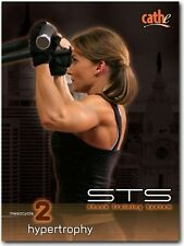 Cathe STS Phase 2 Hypertrophy -STS mesocycle #2 (12 DVD set)