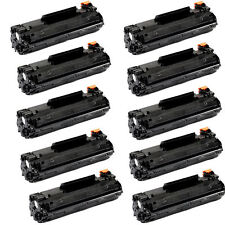 10PK CE278A NON-OEM New Black Toner for HP 78A LaserJet P1566 P1606dn M1536dnf